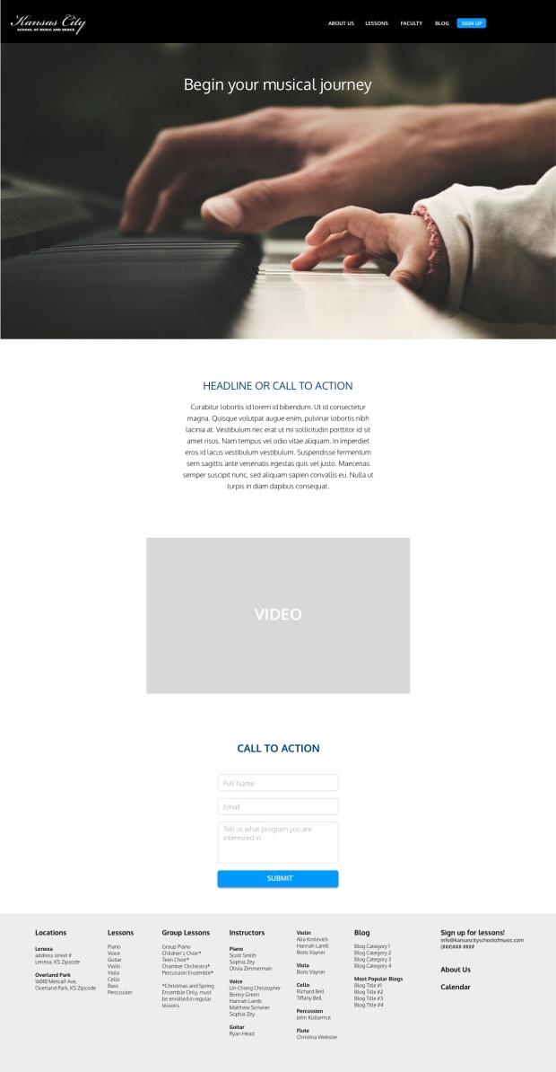 Homepage 3.0